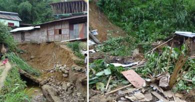 Itanagar- 1 dead 3 injured in landslide in capital town