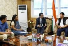 Photo of Khandu keen on joining hands with UK Govt in the field of Education