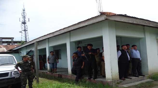 Govt approved 2 Cr for RCC Building of Doimukh PS- Pani Taram