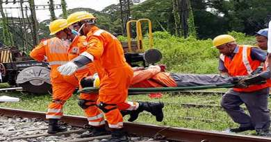 NF Railway organised Joint Mock Drill with NDRF