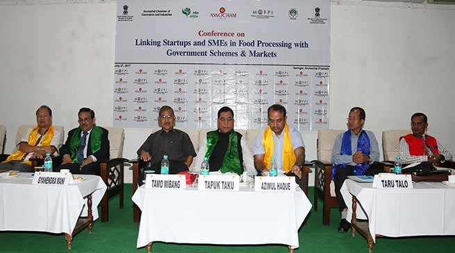 Buyers seller meet is the need to develop food processing in Arunachal