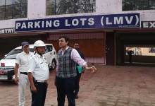Use Parking Lot DC Prince Dhawan appeal to citizen