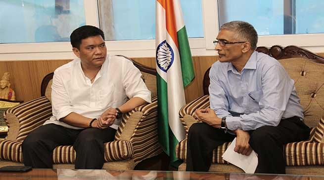 Arunachal may be the next open defection state, says Parameswaran Iyer