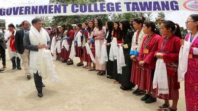Photo of Tawang- CM Pema Khandu visits Government College