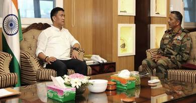 Tawang is Developed Because of Indian Army - Pema Khandu