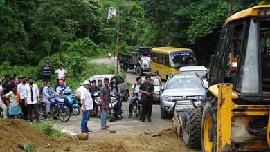 Photo of Massive traffic jam on Papu Nallah-Jully road