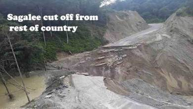 Photo of Arunachal- Sagalee Subdivision cut off from rest of the country