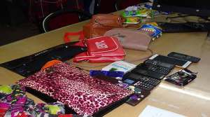 Capital police raids hotels, apprehended 15 sex workers
