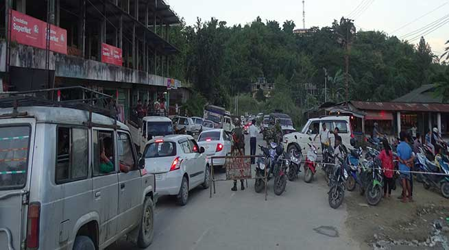 One way traffic- harassment of common public of capital complex