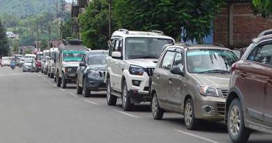 Itanagar- People want respite from traffic menace