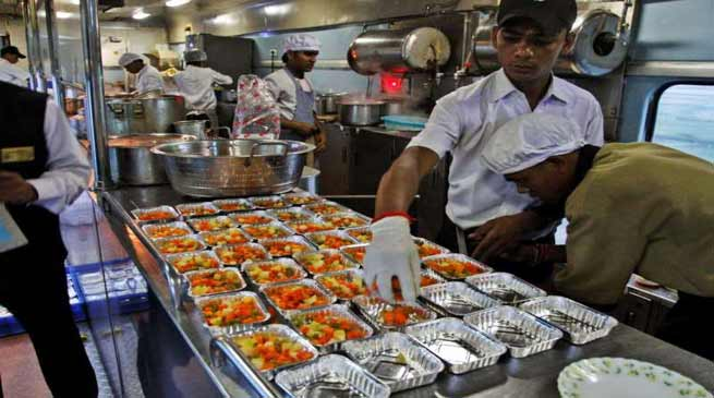 NF Railway Conducts Intensive Catering Inspection drive