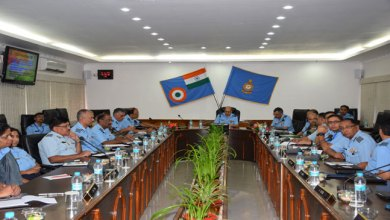 Photo of Medical Officers Conference held at HQ Eastern Air Command