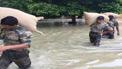 Photo of Army Continues to Provide Relief to the flood effected people in Assam