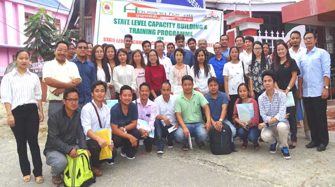 workshop and seminar on capacity building and training of SLTC & CLTC