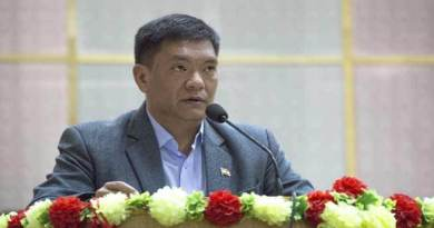 DIFCA will be a big boost towards cultural preservation- Khandu