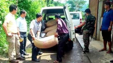 Photo of Dist Admin seizes huge quantity of IMFL and PDS rice