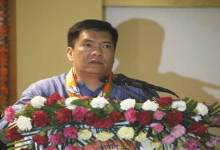 Photo of Khandu asks people, report if any officers demand money