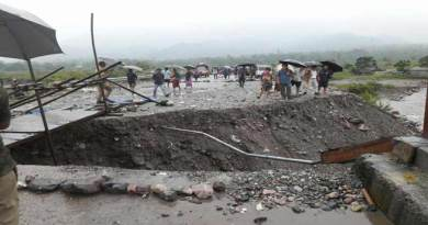 Second wave of Flood, heavy rain and landslide disrupts Road communication all over state