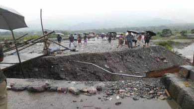 Photo of Second wave of Flood, heavy rain and landslide disrupts Road communication all over state