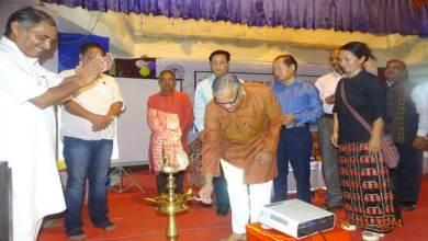 Photo of Workshop on NE Indian language, its preservation and development begins