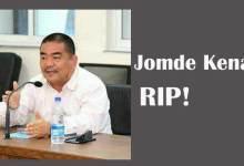 Photo of Jomde Kena passes away,  Khandu expresses shock