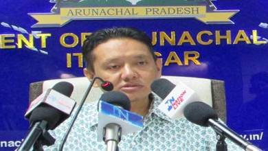 Photo of Arunachal: State government to file defamation case against APCC President