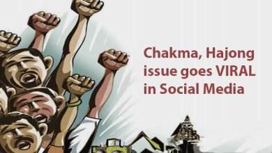 Photo of Arunachal: Chakma, Hajong citizenship issue goes VIRAL in social Media