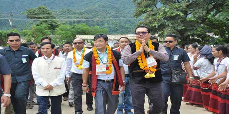 Arunachal's tribes has very rich Oral Literature- Chowna Mein