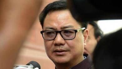 Photo of Arunachal: Five missing Arunachalee youths found on Chinese side: Kiren Rijiju