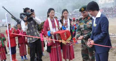 Arunachal- Maitree Diwas held at Tawang