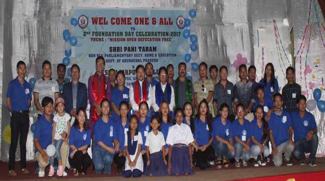 Pani Taram appreciates the role of NGO United Charity