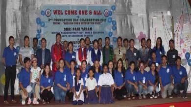 Photo of Pani Taram appreciates the role of NGO United Charity