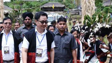 Photo of West Siang district is worst in terms of road connectivity- Rijiju
