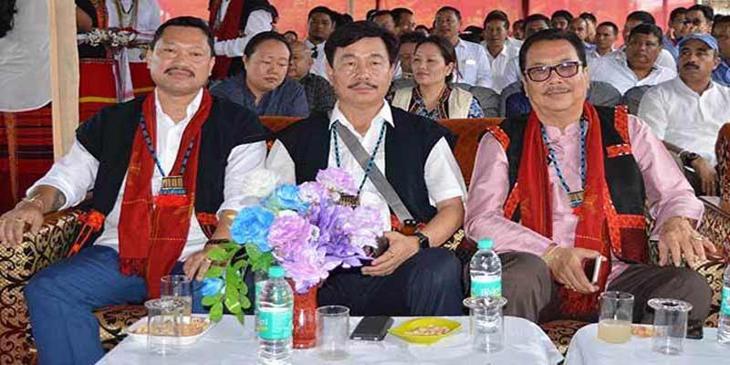 Namsai: Adi Community Celebrates Solung Festival