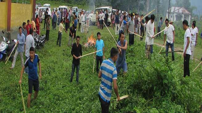Arunachal: Swachhta hi Seva in Papum Pare