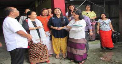 F Sector's women ask Kaso to construct water tank and renovate Community Hall
