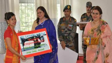 Women Empowerment: A Red Horns Division Initiatives