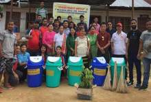 AAPGYWA organises Mass Social Service
