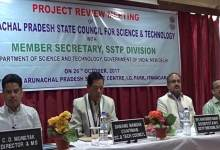 Photo of APSC S&T reviews schemes and projects