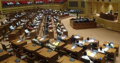 AP Legislative Assembly adjourned after obituary references