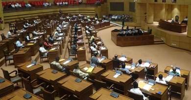 AP Legislative Assembly adjourned after obituary references