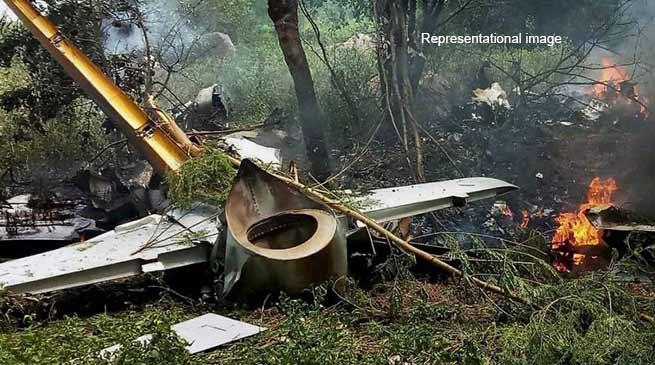 IAF Helicopter crash; Khandu expresses deep shocks
