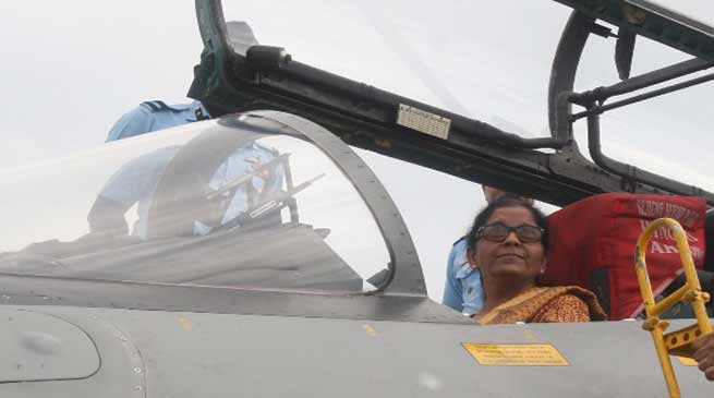 Nirmala Sitharaman reviews Operational Preparedness in Northeast