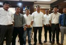 Photo of SUMAA delegation meets with CM Khandu on TRP issue