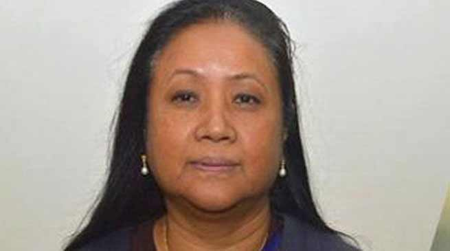 Arunachal CS Shakuntala Gamlin appointed as secretary of the department of empowerment