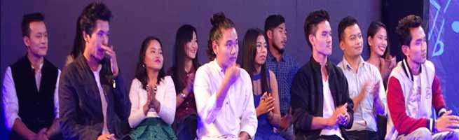 Arunachal Idol season-II, Introduction and competition round begins