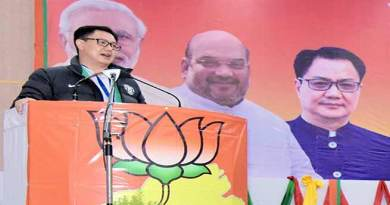 Govt of India never declared to give citizenship to Chakma,Hajong- Kiren Rijiju