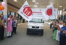 Photo of Arunachal: Big Boost in Health Sector with launching of 27 Ambulances under NHM