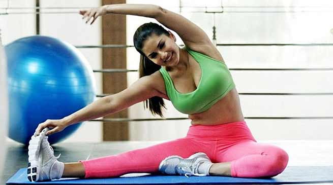 Sunny Leone to turn a Fitness Guru in her TV Show