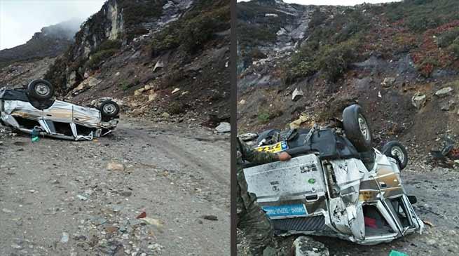 Khandu expresses deep shock over death of Tourists